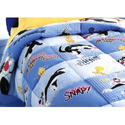 Quilt Bassetti Warner Bros Snap Tweety and Sylvester