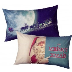 Pillowcase Bassetti Imagine Xmas Father Christmast