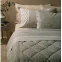 Complete Sheet Set Zucchi Basics Rain Double Pillowcases