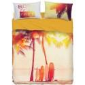 Complete Sheet Set Bassetti Imagine Surfing Summer Palms Beach