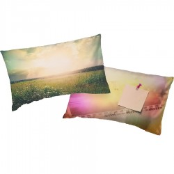 Pillowcase Bassetti Imagine My Positive Thinking Nature Meadow