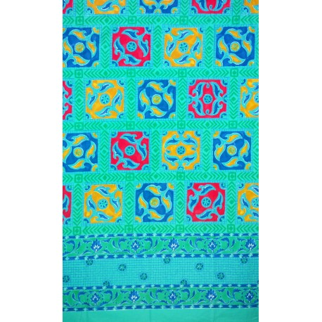 Decorative Throw Bassetti Granfoulard Fontainbleu