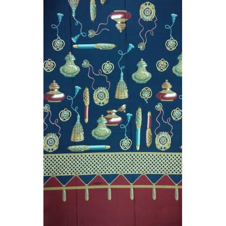 Decorative Throw Bassetti Granfoulard Satin Bijoux V9