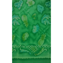 Decorative Throw Bassetti Granfoulard Satin Meriggio V3