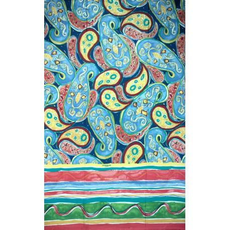 Decorative Throw Bassetti Granfoulard Satin Kankani V2