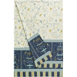 Furnishing Throw Bassetti Granfoulard Oplontis Blue