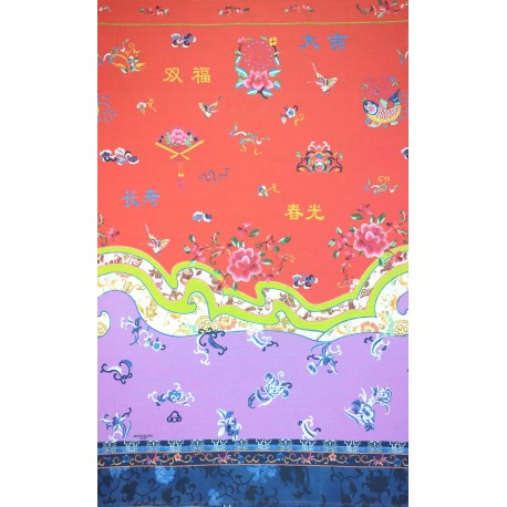 Furnishing Throw Bassetti Granfoulard Hoomon V2