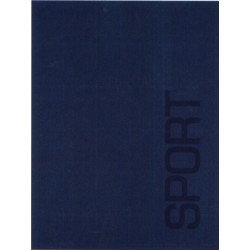 Couvre-Lit Bassetti Sport Piqué Bleu