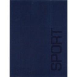 Couvre-Lit Bassetti Sport Piqué Bleu V3