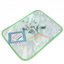 American Sets Bassetti Double Face With Napkins Gran Tavola Vegetables