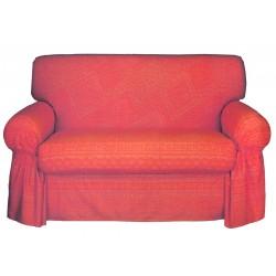 Armchair Cover Bassetti Granfoulard Shamsa Raspberry