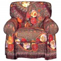 Armchair Cover Bassetti Granfoulard Blinis