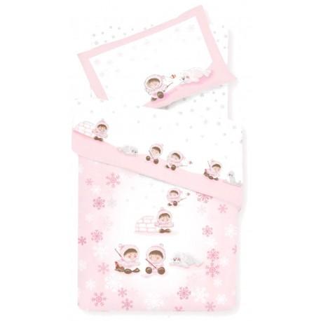 Complete Sheet Set Gabel Polar Pink13839