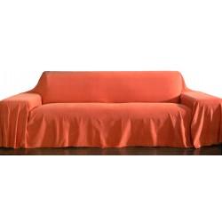 Sofa Cover Zucchi Zapping Abito Brick Red