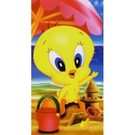 Beach Towel Bassetti Kids Warner Bros Baby Playa V1