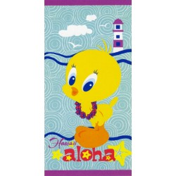 Telo Mare Bassetti Kids Warner Bros Aloha Titti