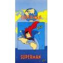 Drap De Plage Bassetti Kids Warner Bros Superman