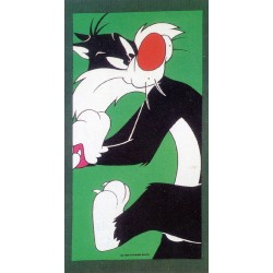 Beach Towel Bassetti Kids Warner Bros Syl Sylvester the Cat