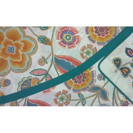 Round Tablecloth With Napkins Gran Tavola Bassetti Camargue V3