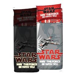 Bassetti Twin Size Complete Bedcover Sheet Set Star Wars Luke