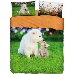 Bedcover Sheet Set Bassetti Imagine Smacks V1