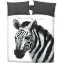 Completo Letto Bassetti Imagine Gardone Zebra