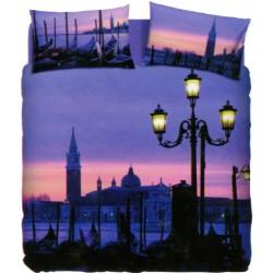 Complet Parure Housse De Couette La Natura Bassetti Venezia V1