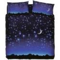 Complete Duvet Cover Set Bassetti La Natura Rain Of Stars