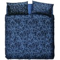 Duvet Cover Set Bassetti La Natura Blueberry