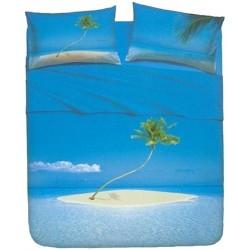 Parure De Draps  Bassetti La Natura Paradis Atoll