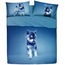 Completo Letto Bassetti Extra Special Edition Husky