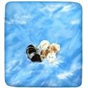 Lenzuolo Da Sotto Bassetti La Natura Bau Con Angoli Cuccioli Breton