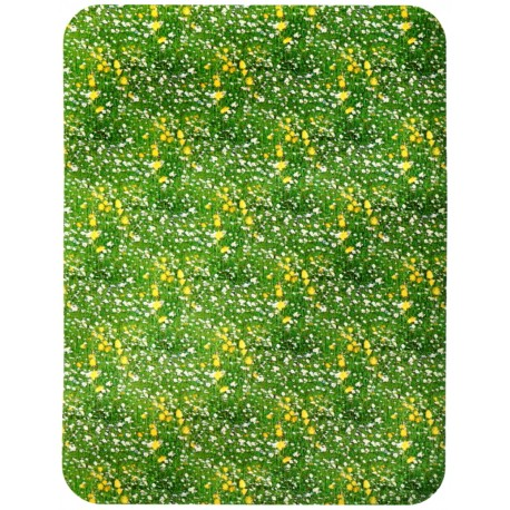 Fitted Sheet La Natura Bassetti Grass V1