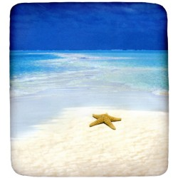 Fitted Sheet Bassetti La Natura Volo Starfish Atoll