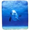 Fitted Sheet Bassetti La Natura Dolphin