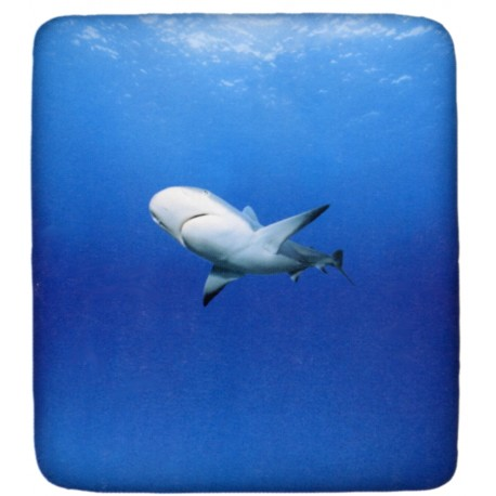 Angled Fitted Sheet La Natura Bassetti Shark V1