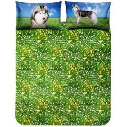 Bedcover Sheet Set La Natura Bassetti Husky V1