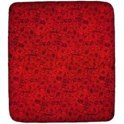 Lenzuolo Da Sotto Bassetti La Natura Fiori E Colori Rose Rosse Con Angoli Elastici Sganciabili Perfetto