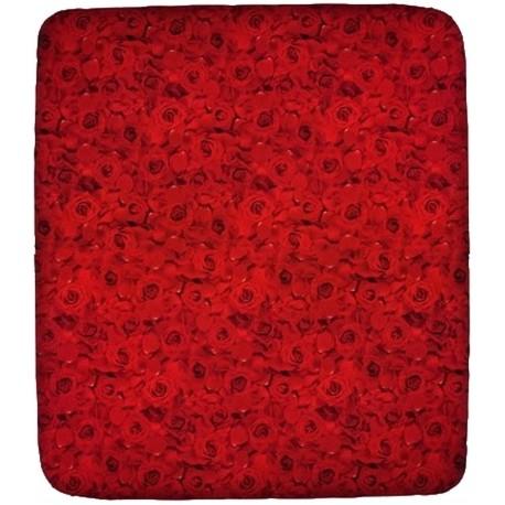 Drap Housse La Natura Bassetti Fiori E Colori Roses Rouges Perfetto V1