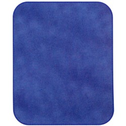 Fitted Sheet Bassetti La Natura Tutti Frutti Blueberry With Perfetto Releaseable Elastic Corners