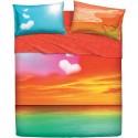 Complete Sheet Set Bassetti Imagine Love Pop Summer Heart