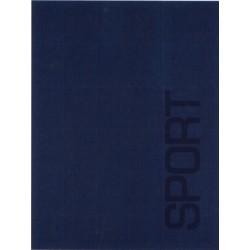 Plaid Bassetti Sport Tricot Bleu