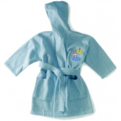 Bathrobe Bassetti Kids Baby Ball Embroidered Bugs Bunny