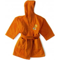 Bathrobe Bassetti Kids Summer Time Embroidered Tweety