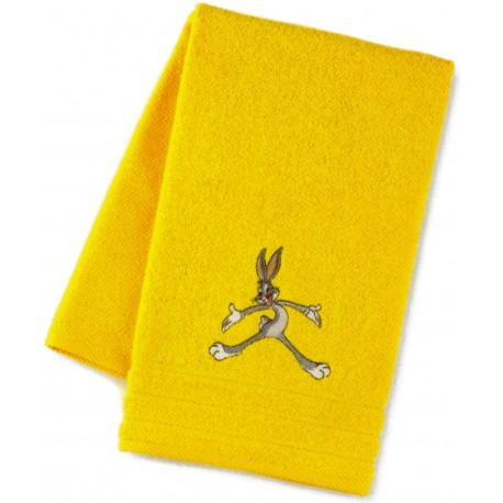 Asciugamano Spugna Ricamata Bugs Bunny Bassetti Kids Up You Go V1