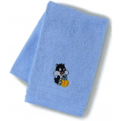 Terrycloth Towel Embroidered Sylvester The Cat Bassetti Kids Small Toy V1