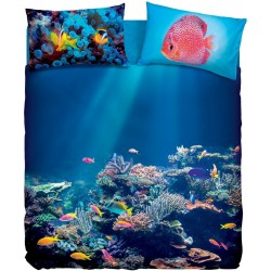 Completo Letto Bassetti Imagine Magic Sea