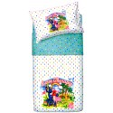 Complete Sheet Set Bassetti Love Fantasy Love Therapy Rainbow