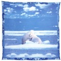 Furnishing Throw Bassetti La Natura Polar Bears