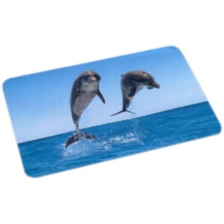 Sottopiatto Bassetti La Natura Delfini Jumpy V1